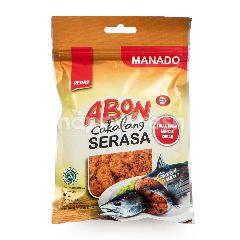 Serasa Food Abon Cakalang Manado Pedas