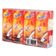 โอวัลติน เครื่องดื่มช็อกโกแลตมอลต์ สูตรนมโค