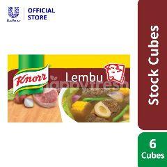 Knorr Seasoning Beef 6 Cubes