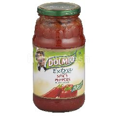 Dolmio Extra Spicy Peppers Pasta Sauce