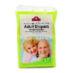 TOPVALU Antibacterial And Deodorizing Adult Diaper