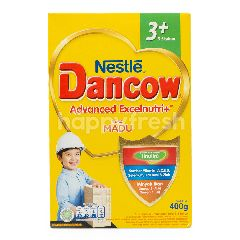 Dancow Excel Susu Bubuk Rasa Madu 3