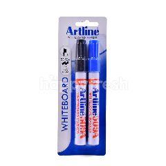 Artline Whiteboard Marker (2 Pieces)