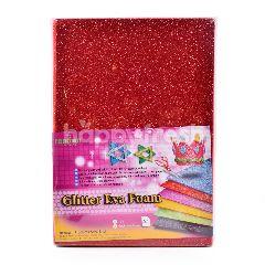 Renown A4 Glitter Eva Foam (10 Sheets)