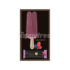 Inatural Ice Cream Mix Berry Flavour