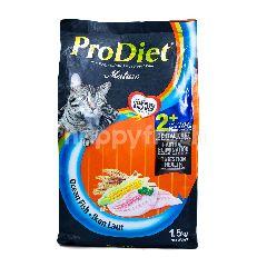 PRODIET Makanan Kucing Dewasa Rasa Ikan Laut