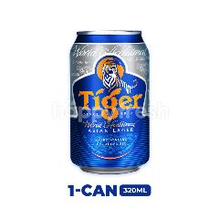 Tiger Lager Beer Can 320ml