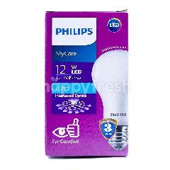 Philips MyCare Lampu Bohlam LED 12W Putih