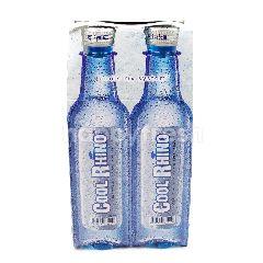 Cool Rhino Cooling Water (350ml x 4 Bottles)