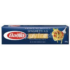 Barilla Pasta Spaghetti No.5 (500G)