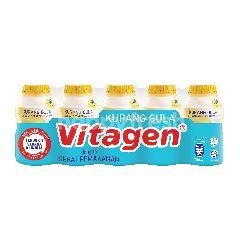 Vitagen Less Sugar Pineapple Flavour Cultured Milk Drink (5x125ML)