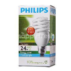 Philips Tornado Bulb 24W Cool Daylight