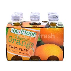 You C1000 Vitamin Orange Flavoured Drink (6 Pieces)
