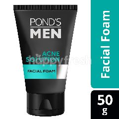 Pond's Men Facial Foam Acne Solution