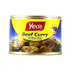 Yeo'S Beef Curry