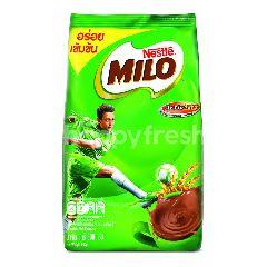 ไมโล ช็อกโกแลตมอลต์ ชนิดผง สูตรแอคทิฟ-โก รีฟิล 600 กรัม