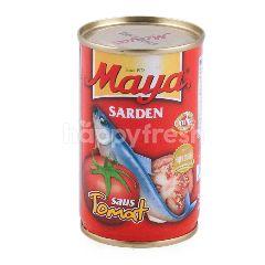 Maya Tomato Sauce Sardines