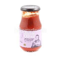 Jamie Oliver Saus Tomat dengan Cuka Anggur Merah