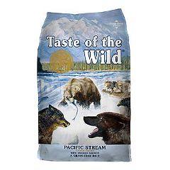 Taste of The Wild เทส ออฟ เดอะ ไวลด์ อาหารเม็ด สูตรปลาแซลมอนรมควัน (แพ็คคู่)