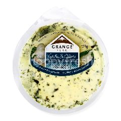 GRANCE PEAK Garlic & Chives Infused Cream Cheese