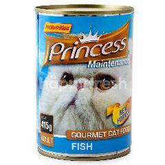 PRINCESS Gourmet Cat Food Fish