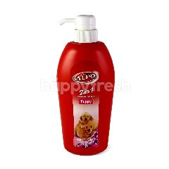 Purina Alpo Puppy 2 In 1 Shampoo & Conditioner Herbasal Pansy Extract