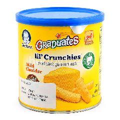 Gerber Lil Crunch Cheddar Ringan