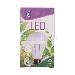 L-Living Lampu LED Putih 9watt