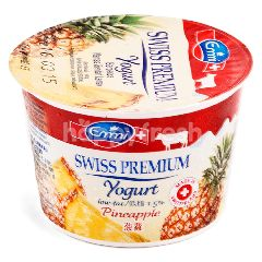 EMMI SWISS PREMIUM Yogurt Rasa Nanas