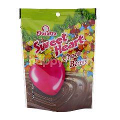 Dalana Sweet Heart Choco Beans