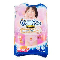 MamyPoko Popok Celana Bayi Ekstra Lembut Ukuran XL