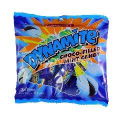 Jack 'n Jill Dynamite Choco-Filled Mint Candy