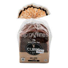 คิวบิค ฟิต ขนมปัง ดาร์กโกโก้ 120 กรัม