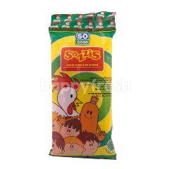 Sozzis Sosis Ayam Siap Makan