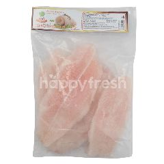 บิ๊กมีล เนื้อปลาแพนกาเซียส ดอร์รี่ แช่แข็ง 800 กรัม