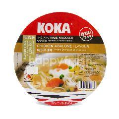 Koka Mie Instan Rasa Ayam Abalone