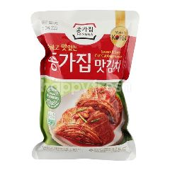 Jongga Mat Kimchi (Cut Cabbage Kimchi)
