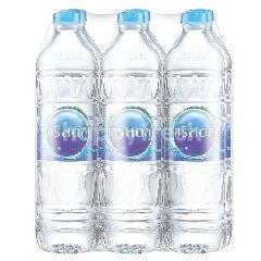 คริสตัล น้ำดื่ม 1 ลิตร (แพ็ค 6)
