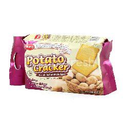 Silang Potato Cracker Tomato Flavour