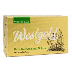 Westgold Unsalted Butter 250G