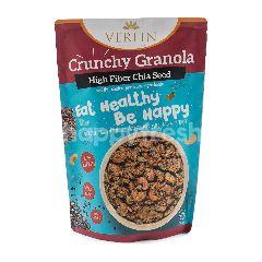 Verlin Crunchy Granola Biji Chia Kaya Serat