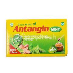 Antangin Mint Jahe Plus Madu Sirup Herbal
