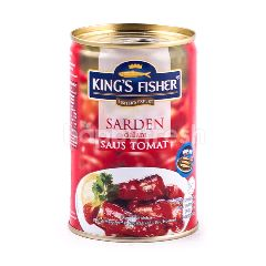 King's Fisher Sarden Saus Tomat