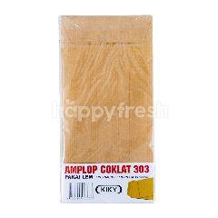 Kiky Amplop Coklat 309 24x30cm