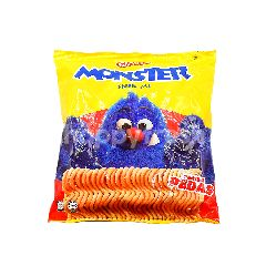 Mamee Monster Snack Hot & Spicy Family Pack (8x25G)