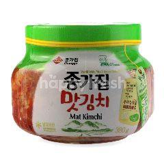 Chongga Chopped Cabbage Kimchi