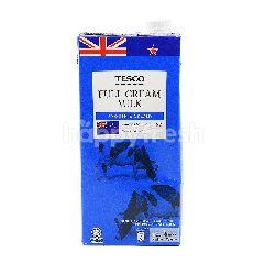 Tesco Full Cream Milk Drink