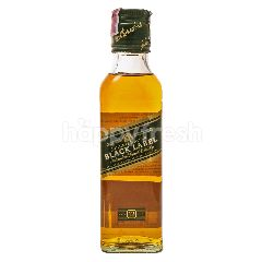 Johnnie Walker Black Label Old Scotch Whisky Usia 12 Tahun