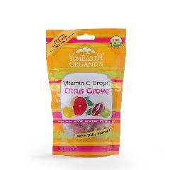 YUM EARTH Organics Vitamin C Drops