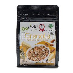 Go Lite Sereal Granola Kacang dan Keju